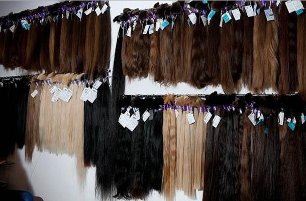 волосы купить для наращивания в москве